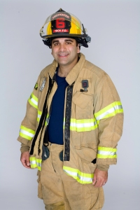 Ali Taqi - Muslim American and 9/11 First Responder