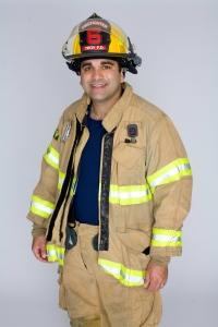 Ali Taqi - Muslim American and 9/11 First Responder